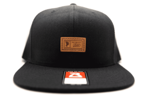primary jane hat black trucker